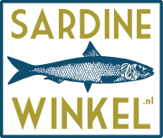 De SARDINE WINKEL Logo