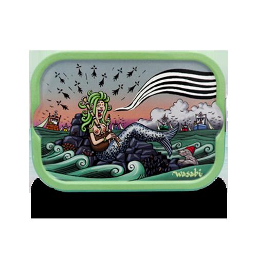 La Quiberonnaise - sardines met wasabi millésimées 2018