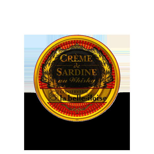 Conserverie La belle-iloise - Sardine paté met schotse whisky