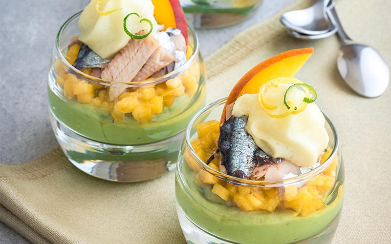 Aperatif de sardine