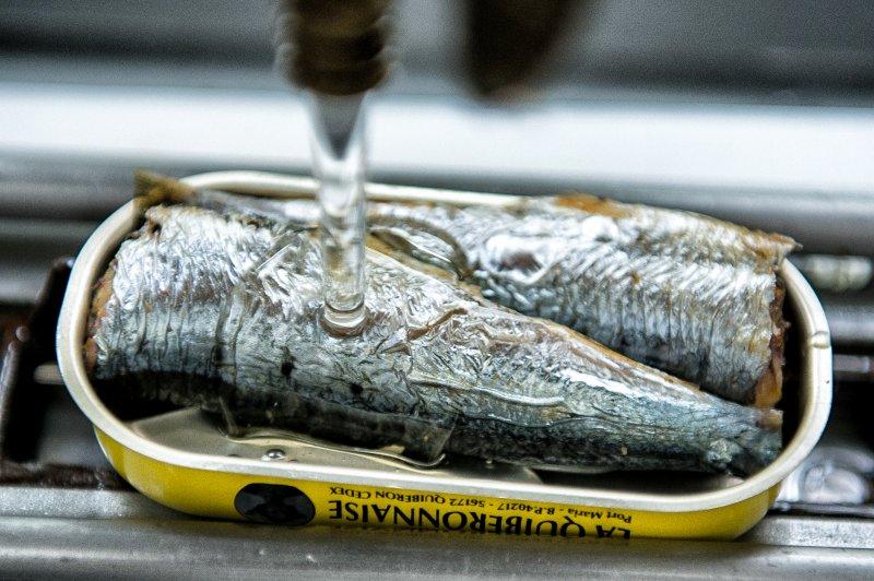 Sardines Millésimées - La Quiberonnaise visconserven