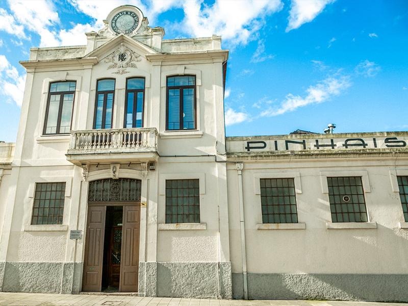 Conservas Pinhais fabriek in Portugal