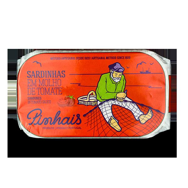 Sardines in tomatensaus