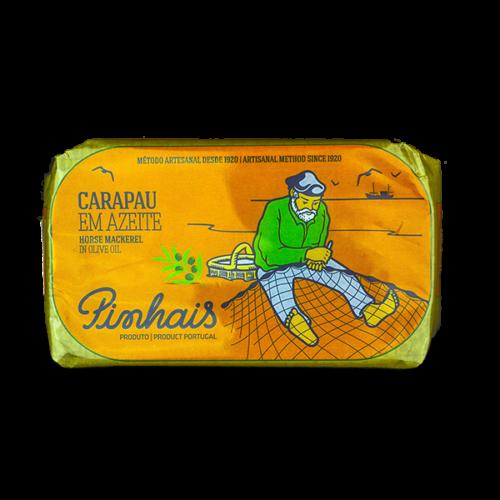 Pinhais - Horsmakreel op olijfolie