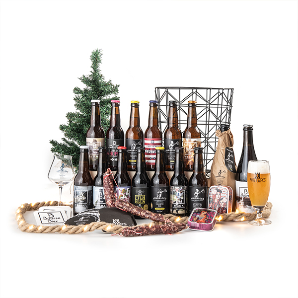 Kerstpakket Grande SARDINE WINKEL