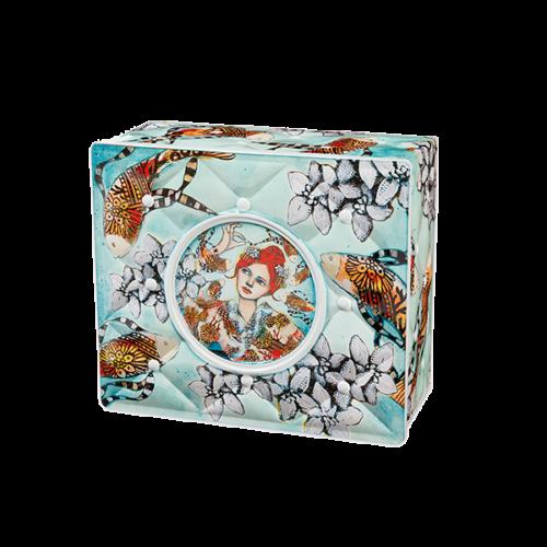 Geschenkdoos La Perle des Dieux 2017 (vierkant)