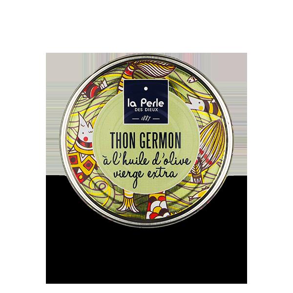La Perle des Dieux Tonijn in extra vierge olijfolie