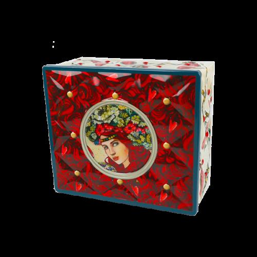 Geschenkdoos La Perle des Dieux 2015